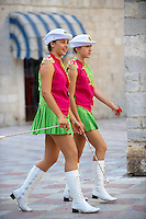 Majorettes Kotor, Montenegro