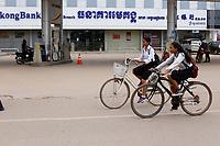 street life in<br /> Siem Reap<br /> , Cambodia<br /> <br /> PHOTO :  Agence Quebec Presse<br /> <br /> <br /> <br /> <br /> <br /> PHOTO : Agence Quebec Presse