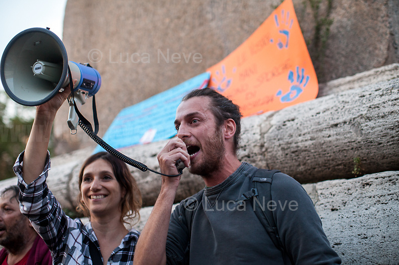 Roberto, Activist.<br /> <br /> Rome, 01/05/2019. This year I will not go to a MayDay Parade, I will not photograph Red flags, trade unionists, activists, thousands of members of the public marching, celebrating, chanting, fighting, marking the International Worker's Day. This year, I decided to show some of the Workers I had the chance to meet and document while at Work. This Story is dedicated to all the people who work, to all the People who are struggling to find a job, to the underpaid, to the exploited, and to the people who work in slave conditions, another way is really possible, and it is not the usual meaningless slogan: MAKE MAYDAY EVERYDAY!<br /> <br /> Happy International Workers Day, long live MayDay!