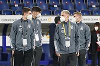 Kai Havertz (Deutschland, Germany), Philipp Max (Deutschland Germany), Timo Werner (Deutschland Germany) - 25.03.2021: WM-Qualifikationsspiel Deutschland gegen Island, Schauinsland Arena Duisburg
