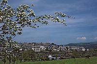 Europe/France/Auvergne/15/Cantal/Salers: Le village