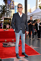LOS ANGELES, CA. October 10, 2019: David Foster at the Hollywood Walk of Fame Star Ceremony honoring Tommy Mottola.<br /> Pictures: Paul Smith/Featureflash