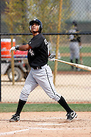 Eduardo Escobar  -  Chicago White Sox - 2009 spring training.Photo by:  Bill Mitchell/Four Seam Images