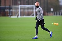Mike van der Hoorn of Swansea City during the Swansea City Training at The Fairwood Training Ground, Swansea, Wales, UK. Tuesday 04 December 2018