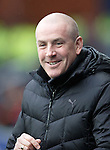 All smiles from Mark Warburton