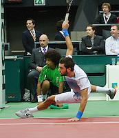 10-02-11Tennis, Rotterdam, ABNAMROWTT,  .Benoit Paire