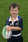 Oisin Cummins at the Summer Camp in Boyne Rugby Football Club...Picture Jenny Matthews/Newsfile.ie