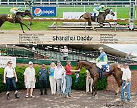 Shanghai Daddy winning at Delaware Park on 6/13/13