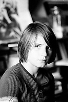 FILE PHOTO  -  Teenage boy in the seventies<br /> <br /> PHOTO : Alain Renaud - Agence Quebec Presse
