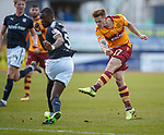 Craig Tanner scores for Motherwell