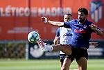 Atletico de Madrid's Diego Costa during training session. June 1,2020.(ALTERPHOTOS/Atletico de Madrid/Pool)