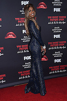 Laverne Cox @ the Fox Television premiere of 'The Rocky Horror Picture Show' held @ the Roxy. October 13, 2016 , West Hollywood, USA. # PREMIERE DE 'THE ROCKY HORROR PICTURE SHOW' A LOS ANGELES