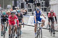 Marcel Kittel (GER/Quick Step Floors) wins the Scheldeprijs for a record 5th time (in 6 years)<br /> <br /> 105th Scheldeprijs 2017 (1.HC)<br /> 1 Day Race: Mol › Schoten (BEL/202km)