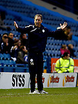 Sheffield Wednesday v Nottingham Forest<br /> 7.12.2013<br /> Sky Bet Championship<br /> Picture Shaun Flannery/Trevor Smith Photography<br /> Wednesday first team coach Stuart Gray.