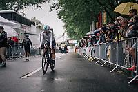 Sergio Henao (COL/SKY) rolling in<br /> <br /> 104th Tour de France 2017<br /> Stage 1 (ITT) - Düsseldorf › Düsseldorf (14km)