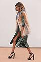 Jourdan Dunn<br /> arrives for the Burberry Menswear A/W 16 fashion show, Perks Field, Hyde Park, London<br /> <br /> <br /> ©Ash Knotek  D3064 11/01/2016