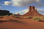 Sand dunes in Monument Valley, Arizona. .  John offers private photo tours in Arizona and and Colorado. Year-round.