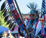 A photograph taken during the Stewart Father's Day Pow Wow in Carson City on Friday, June 16, 2017.