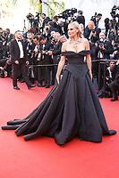 Molly Sims sur le tapis rouge pour la projection du film en competition OKJA lors du soixante-dixiËme (70Ëme) Festival du Film ‡ Cannes, Palais des Festivals et des Congres, Cannes, Sud de la France, vendredi 19 mai 2017.