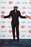 Nile Rodgers<br /> at The Ivor Novello Awards 2017, Grosvenor House Hotel, London. <br /> <br /> <br /> ©Ash Knotek  D3267  18/05/2017