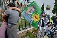 Defend Rojava,corteo a Roma