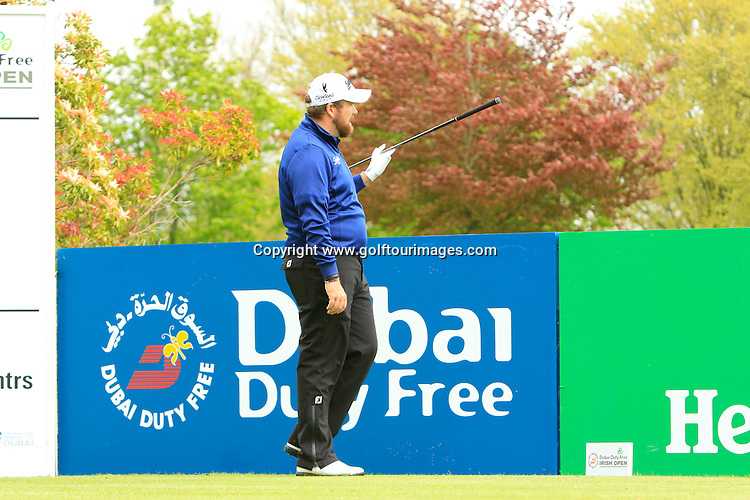 Shane LOWRY (IRL)  during round one of the 2016 Dubai Duty Free Irish Open hosted by The Rory Foundation and played at The K-Club, Straffan, Ireland. Picture Stuart Adams, www.golftourimages.com: 19/05/2016
