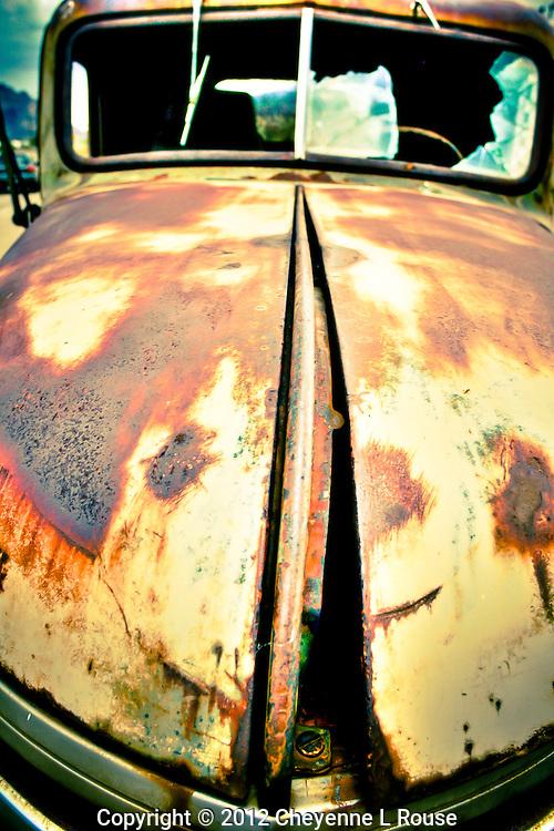 Superior Chevy Hood #2 - Arizona (Open Edition)