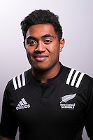 Vilimoni Koroi. The 2016 New Zealand Schools rugby union team headshots at King's College, Auckland, New Zealand on Friday, 30 September 2016. Photo: Dave Lintott / lintottphoto.co.nz