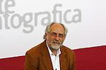 Mostra Internazionale d'Arte Cinematografica di Venezia, Venice International Film Festival, 31 agosto 2002.Arturo Ripstein.l