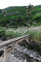im Ribeira do Paul, Santo Antao, Kapverden, Afrika