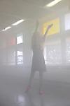 DES AVEUGLES<br /> <br /> Texte : Maurice Maeterlinck<br /> Adaptation et mise en scène : Clyde Chabot<br /> Création sonore : Michaël Grébil et Sébastien Rouiller<br /> Danse : Malika Djardi<br /> Lumières : Marie-Hélène Pinon<br /> Scénographie : Anne-Sophie Turion<br /> au 6b à St Denis le 03/2015<br /> Le 02/03/2015