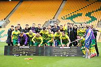 2021 EFL Championship Football Norwich v Reading May 1st