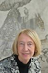 Chantal Thomas, French writer in 2013.
