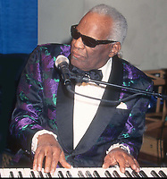 Ray Charles 1998, Photo By John Barrett/PHOTOlink