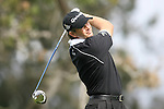 February 06,2009 La Jolla, CA : Retief Goosen during the 2nd round of the Buick Invitational held at Torrey Pines Golf Course.