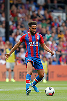 Andros Townsend of Crystal Palace on the ball during the pre season friendly match between Crystal Palace and Hertha BSC at Selhurst Park, London, England on 3 August 2019. Photo by Carlton Myrie / PRiME Media Images.