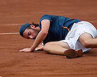 13-08-13, Netherlands, Raalte,  TV Ramele, Tennis, NRTK 2013, National Ranking Tennis Champ,  Sidney de Boer<br /> Photo: Henk Koster