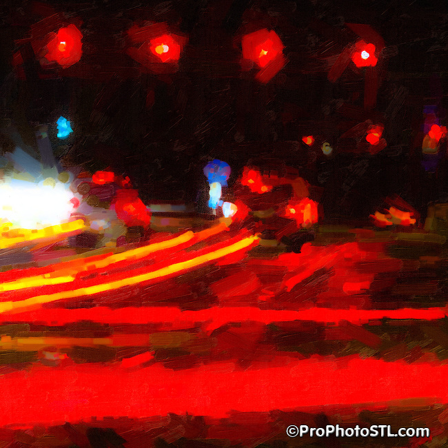 Abstract traffic