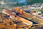 Nouméa, usine de Doniambo