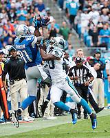 NFL Carolina Panthers vs Detroit Lions, Sept. 14, 2014