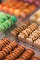 Europe/France/Auvergne/63/Puy de Dome/Clermont-Ferrand:  Macarons  chez Claude Déat, Chocolatier-Pâtissier: Le Lautrec