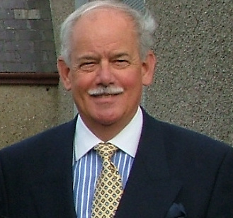 Robin Eagleson, J24 sailor from Lough Erne