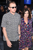 """Simon Pegg<br /> at the Special Screening of The Beatles Eight Days A Week: The Touring Years"""" at the Odeon Leicester Square, London.<br /> <br /> <br /> ©Ash Knotek  D3154  15/09/2016"""