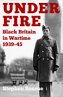 Under fire - Little known story of a hero black soldier who became a firefighter during the Blitz.