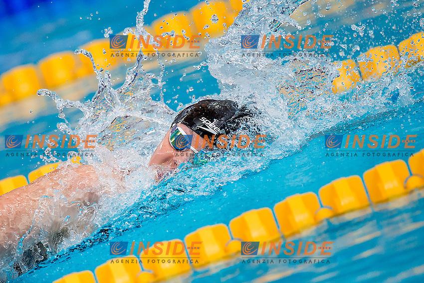 BOYLE Lauren NZL<br /> 400 Freestyle Women Heats<br /> Swimming - Kazan Arena<br /> Day10 02/08/2015<br /> XVI FINA World Championships Aquatics Swimming<br /> Kazan Tatarstan RUS July 24 - Aug. 9 2015 <br /> Photo A.Masini/Deepbluemedia/Insidefoto