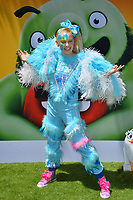 """LOS ANGELES, USA. August 10, 2019: JoJo Siwa at the premiere of """"The Angry Birds Movie 2"""" at the Regency Village Theatre.<br /> Picture: Paul Smith/Featureflash"""