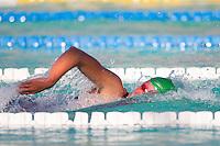 Santa Clara, California - Sunday June 5, 2016:  Jessica Ashwood races in the Women's 800 LC Meter Freestyle at the Arena Pro Swim Series at Santa Clara finals.
