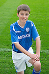 St Johnstone FC Academy Under 12's<br /> Angus Gibson<br /> Picture by Graeme Hart.<br /> Copyright Perthshire Picture Agency<br /> Tel: 01738 623350  Mobile: 07990 594431