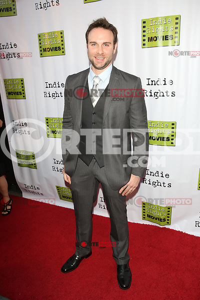 LOS ANGELES, CA - April 18, 2014: Bryan Kaplan attends the Fray Movie Premiere, California. April 18, 2014. Credit:RD/Starlitepics /NortePhoto