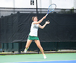 Tulane Women's Tennis defeats South Alabama, 6-1, in the final home match of the season at City Park Pepsi Center.